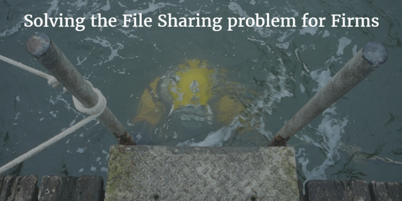 Solving the File Sharing problem for firms